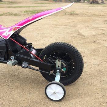Estabiciclos para moto infantil
