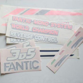 Juego adhesivos FANTIC 305