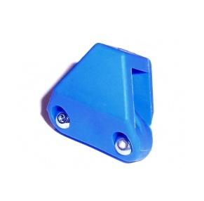 guía tensor cadena rebajado azul