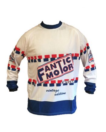 CAMISETA FANTIC TRIAL DELAYTEAM