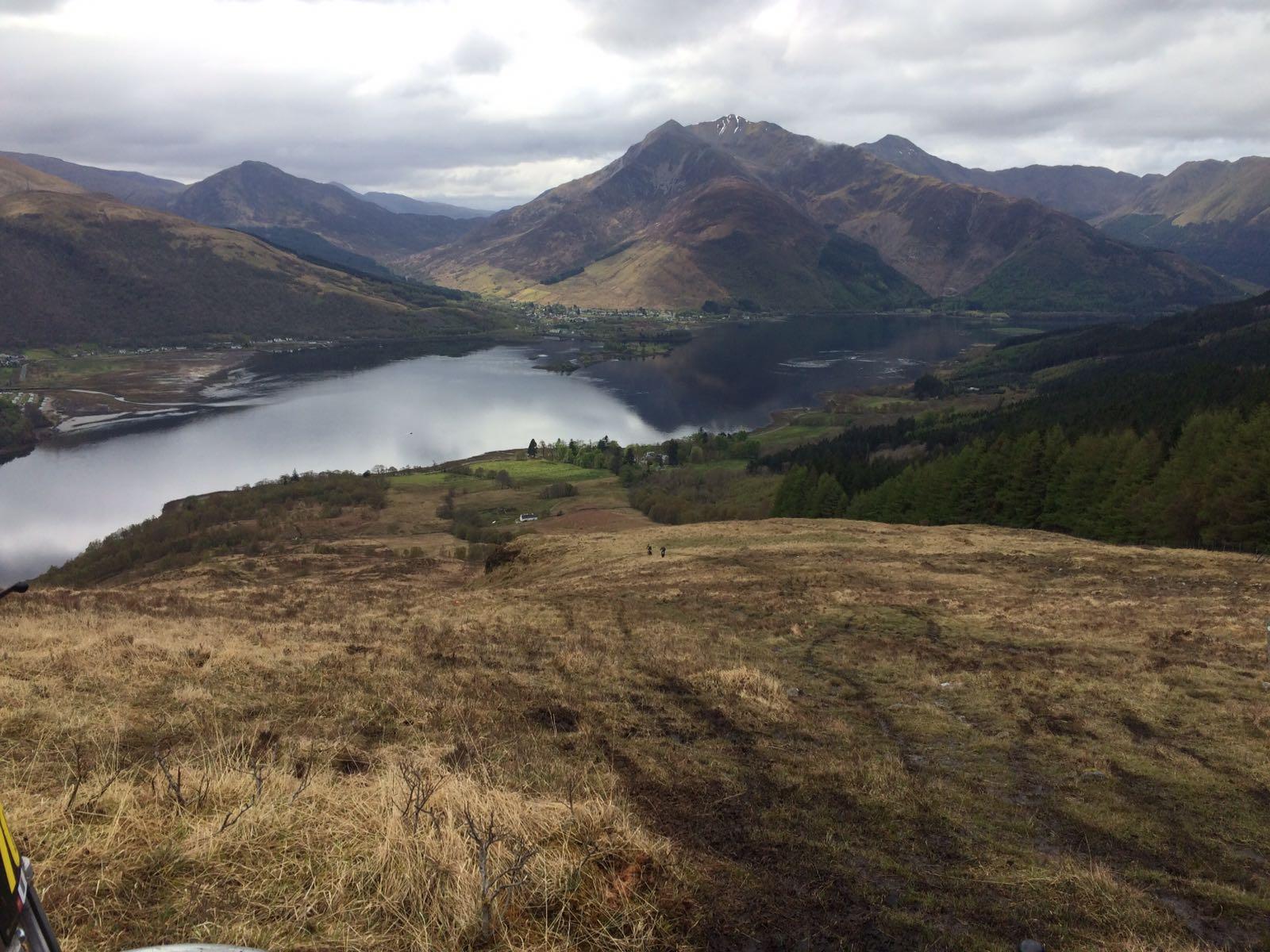 Scottish Pre'65 SSDT: Segundo Día Paisaje Interzona
