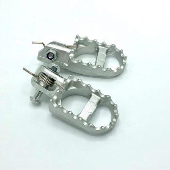 Estribos de aluminio con refuerzo