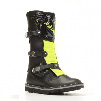 Botas de Trial Rainers Junior Fluo